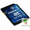 16GB Secure Digital SDHC Kingston class 10 G2
