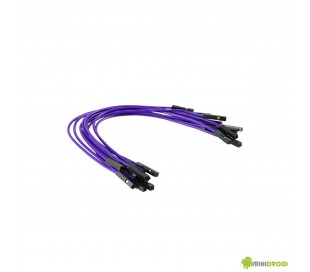 10 jumper wires 150mm female
