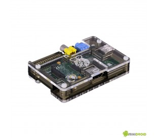 Ninja Pibow - Enclosure for Raspberry Pi Model A (modela)