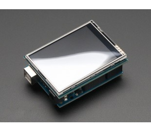 2.8 TFT Touch Shield for Arduino with touch screen