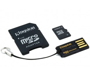 16GB Mobility Kit G2 Kingston class 10