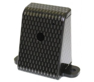 Raspberry Pi Camera Case, carbon fibre
