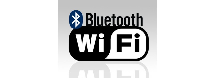 WiFI, Bluetooth